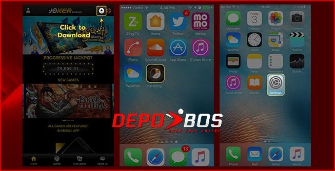 step download ios joker1999 pertama